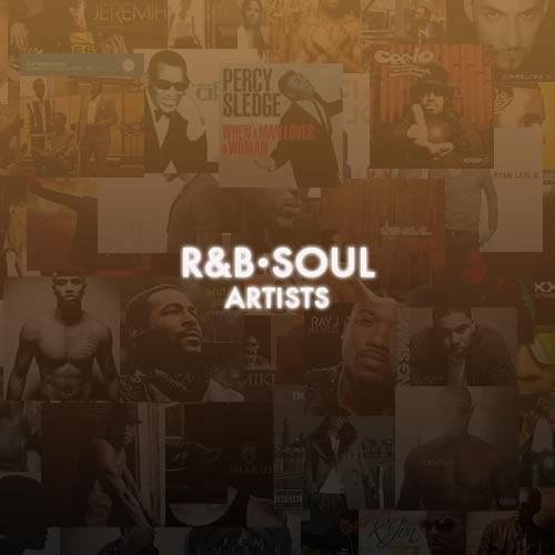 R&B・SOULアーティスト