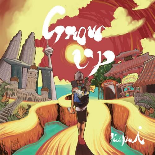 New Album Releases『Kespai - Grow Up』