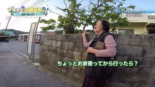 徒歩で沖縄縦断 Vol.4